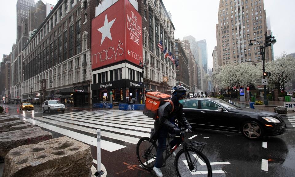 Macy's to furlough majority of its 130,000 workers.