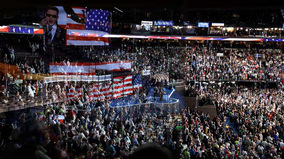 Election 2020 Conventions