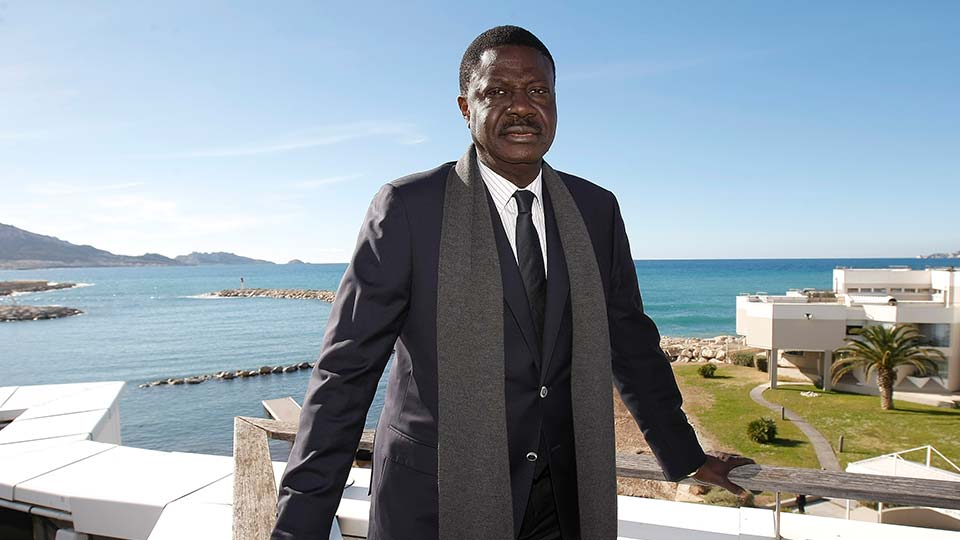former president of Olympic Marseille soccer club, Pape Diouf died from COVID-19 on Wednesday