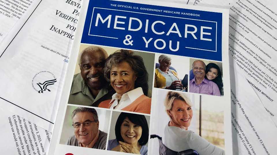 Virus Outbreak Medicare