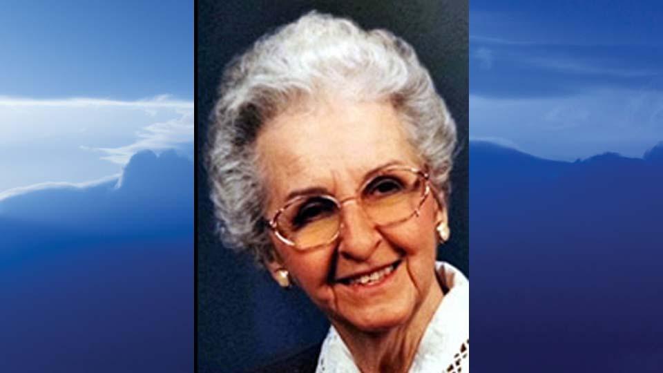 """A. Elizabeth """"Libby"""" Aubel, Greenville, Pennsylvania - obit"""
