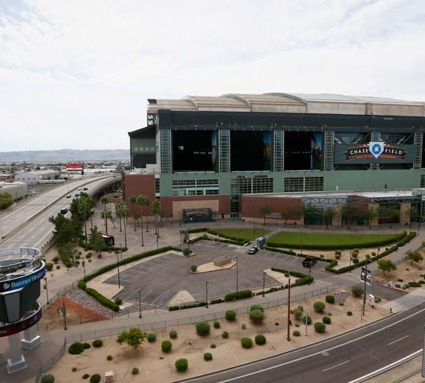 The Arizona Diamondbacks, Chase Field