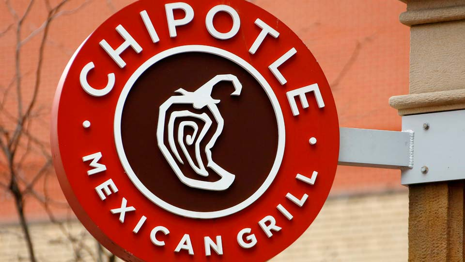 Chipotle restaurant in Pittsburgh
