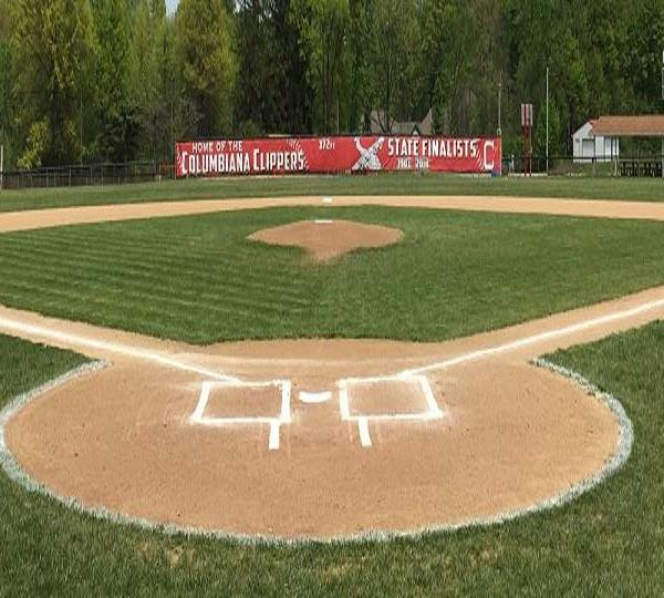 Columbiana Clippers baseball field
