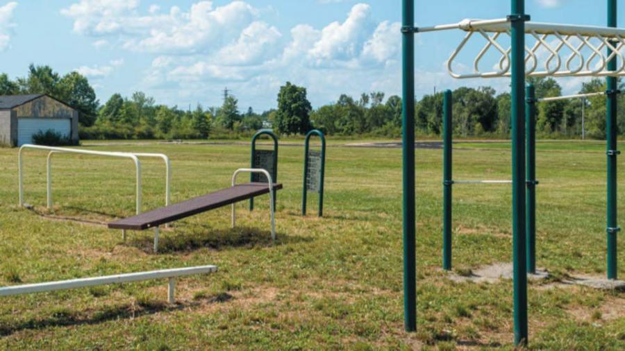 Deemer Park, Warren