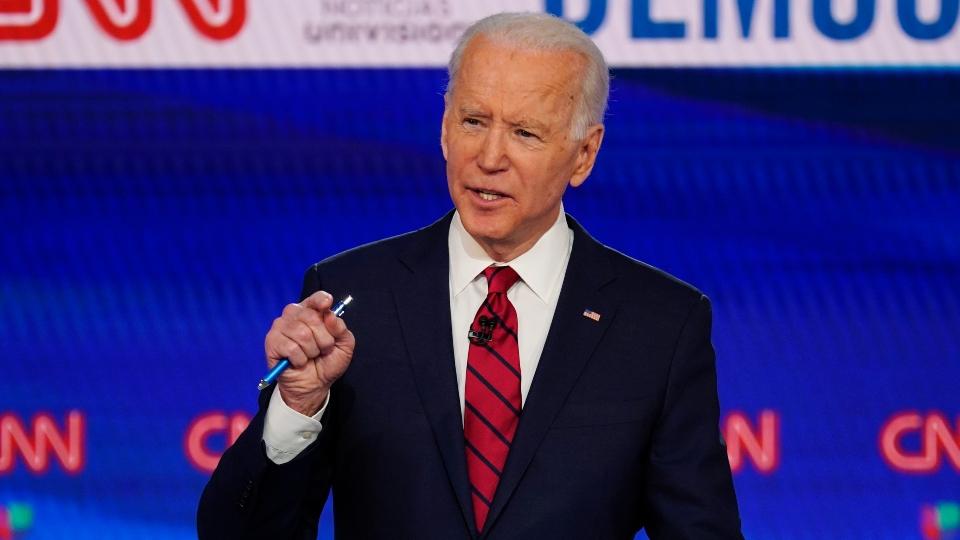 Former Senate staffer accuses Joe Biden of sexual assault.