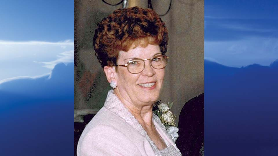Evelyn Jean Irwin, Canfield, Ohio-obit