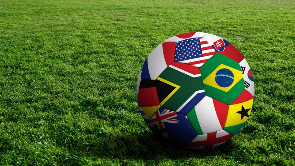 FIFA World Cup, Nations ball