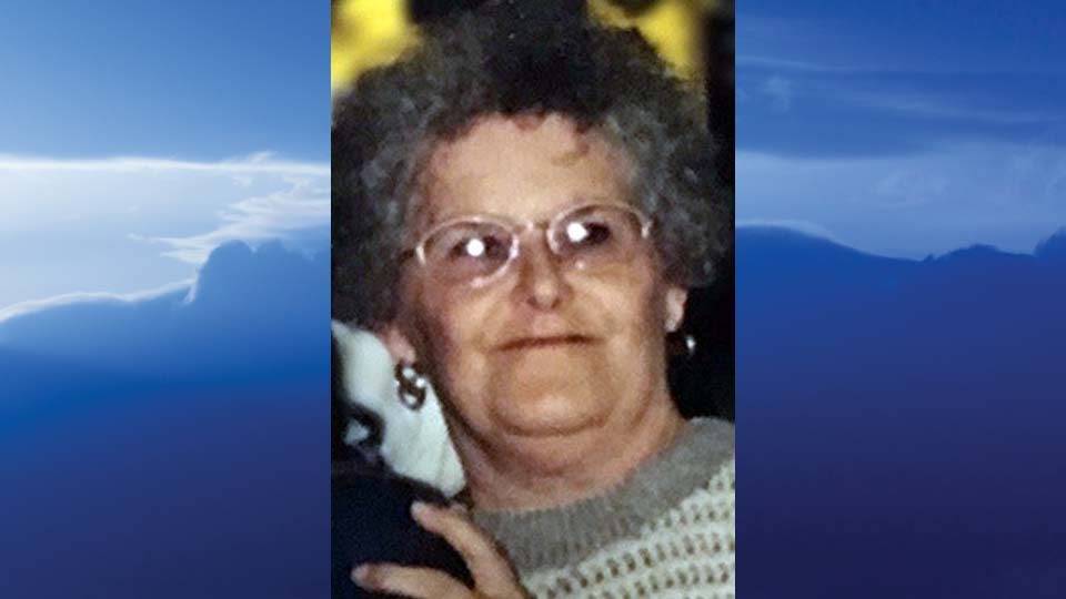 Gloria Jean Smith, Boardman, Ohio - obit