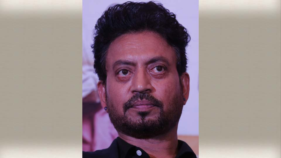 Irrfan Khan, a veteran character actor in Bollywood movies and a one of India's best-known exports to Hollywood, has died at age 54.