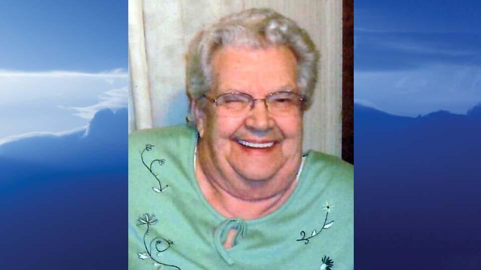 Marjorie Pahanish, Lisbon, Ohio - obit