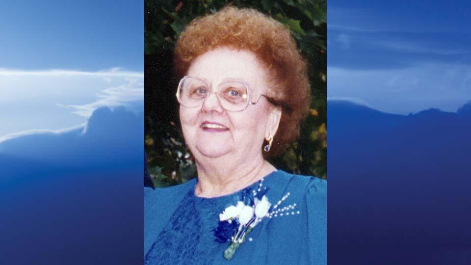 """Mary Ann """"Mamie"""" Czubek, Hubbard, Ohio - obit"""