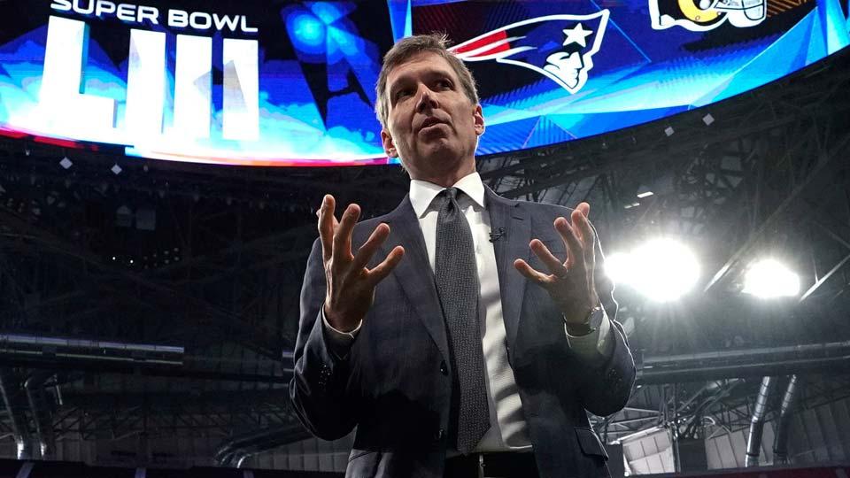 NFL Chief Medical Officer Dr. Allen