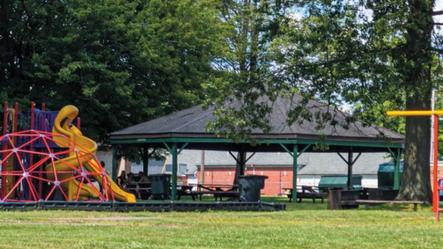 Packard Park, Warren