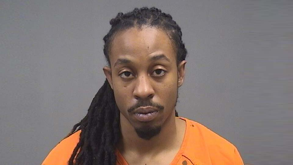 Tyren Wallace, charged with improper handling of a firearm in a vehicle in Youngstown