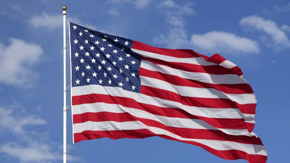American, United States Flag