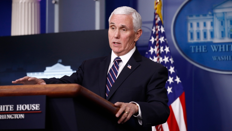 White House to hold call with governors on testing supplies.