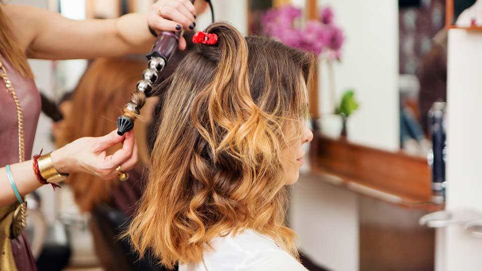 Women's Hair Salon, Hair Cut