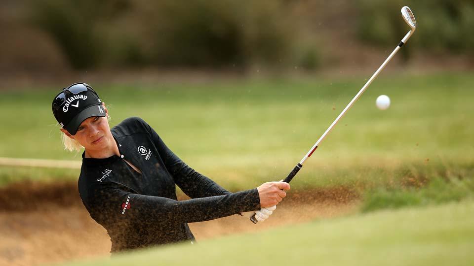 Women's professional golf