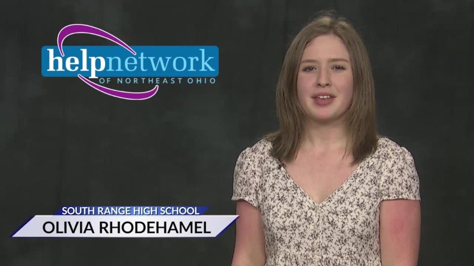 CFOC Scholarship Olivia Rhodehamel