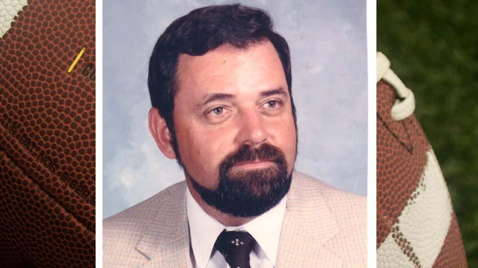 Richard Scarbrough, former McDonald football coach died