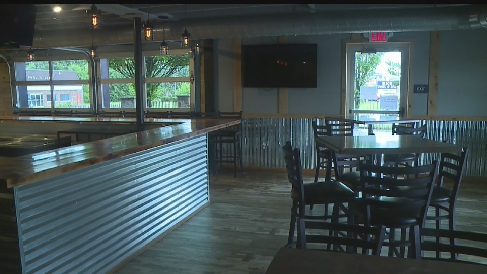Toss'd Italian Bar & Grille in Hermitage