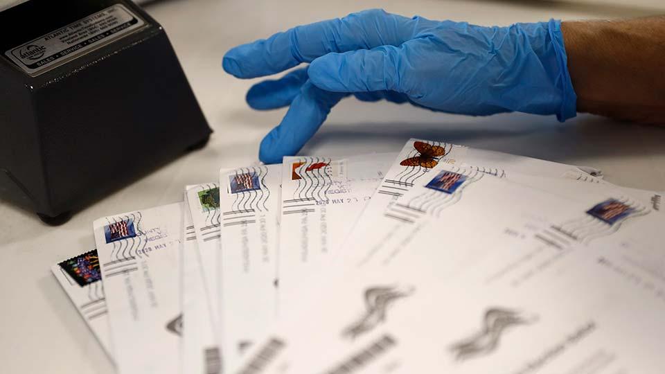 Virus Outbreak Election 2020 Pennsylvania