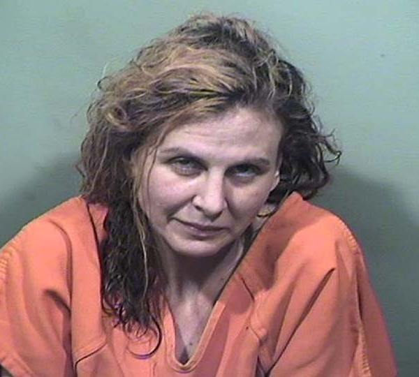 Amber McConahy, faces traffic and criminal charges in Liberty
