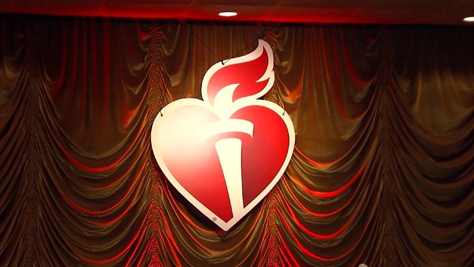 american heart association heart ball