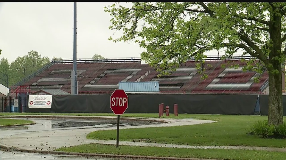 Austintown Fitch Falcons Stadium