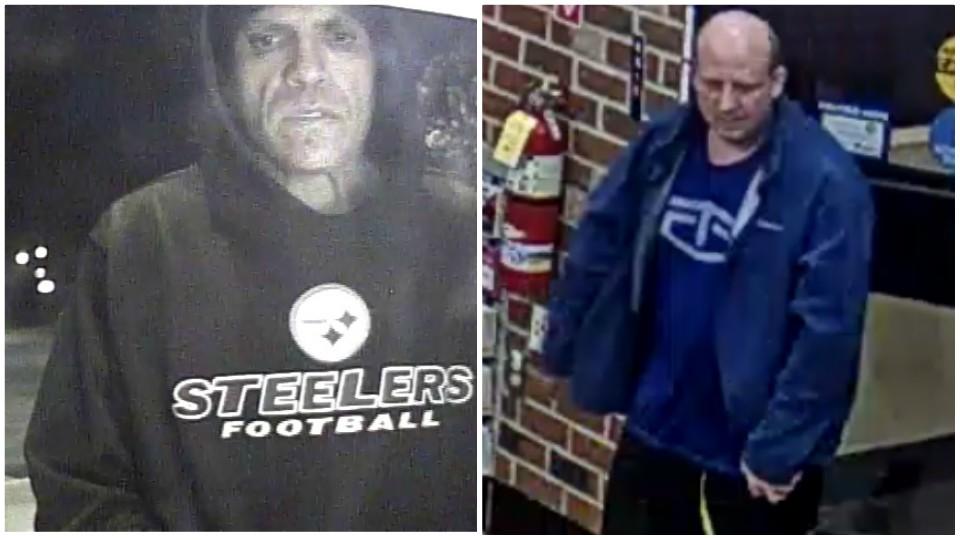 Austintown wallet theft suspects