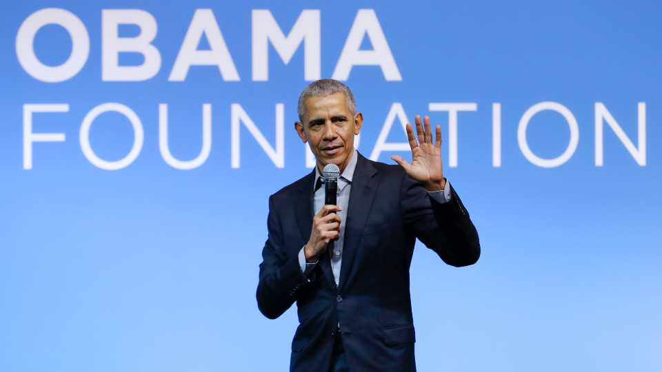 This Dec. 13, 2019 file photo shows former President Barack Obama speaking at the Gathering of Rising Leaders in the Asia Pacific, organized by the Obama Foundation in Kuala Lumpur, Malaysia. Obama will deliver a televised prime-time commencement address for the Class of 2020 during an hour-long event that will also feature LeBron James, Malala Yousafzai and Ben Platt, among others. ABC, CBS, FOX, and NBC will simultaneously air the special May 16 at 8 p.m. Eastern, along with more than 20 other broadcast and digital streaming partners, according to the announcement Tuesday from organizers.