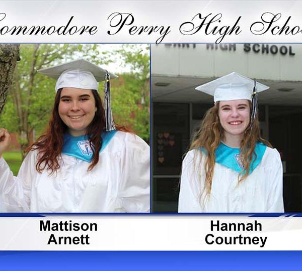 COMMODORE PERRY HIGH SCHOOL