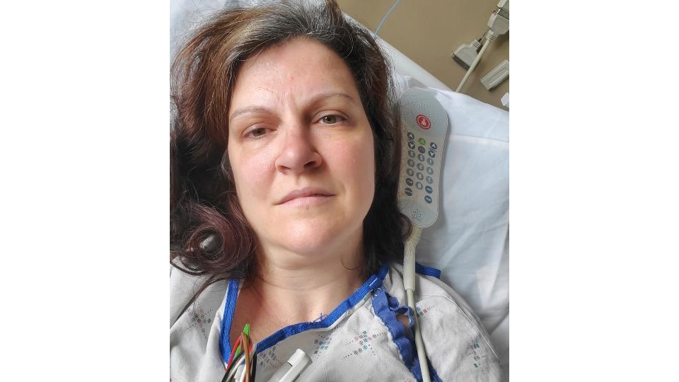 Darlene Gildersleeve, blood clot coronavirus
