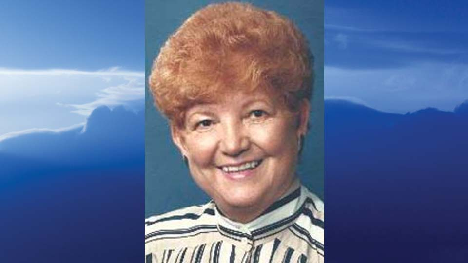 "Dorothy Ann ""Dottie"" Manos, Canfield, Ohio - obit"