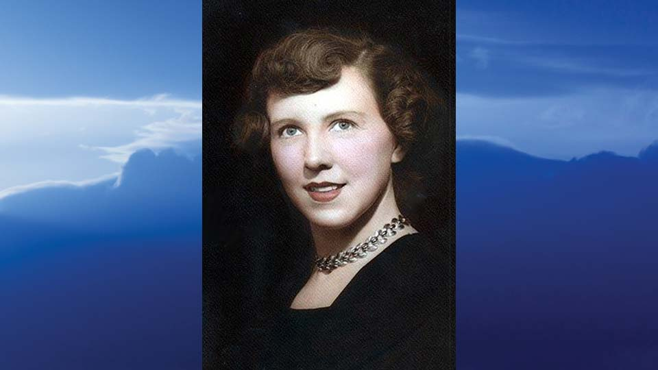 Dorothy Jean McGonnell, Youngstown, Ohio - obit