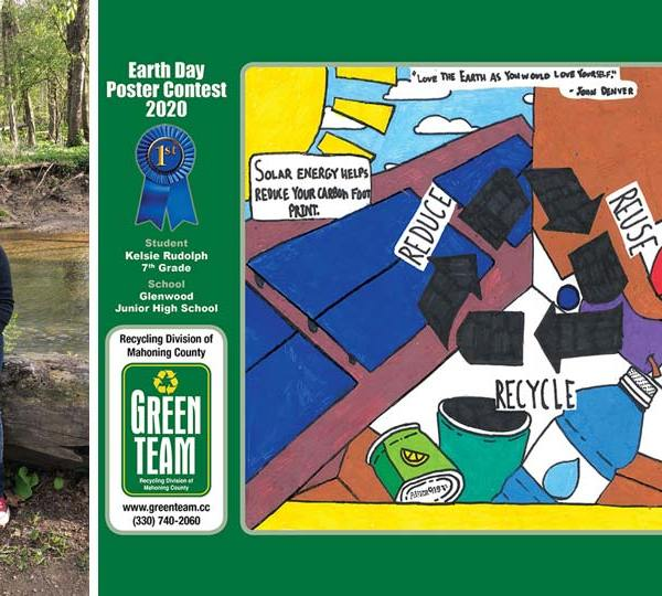 Earth Day Poster Contest 2020, Kelsie Rudolph (1)