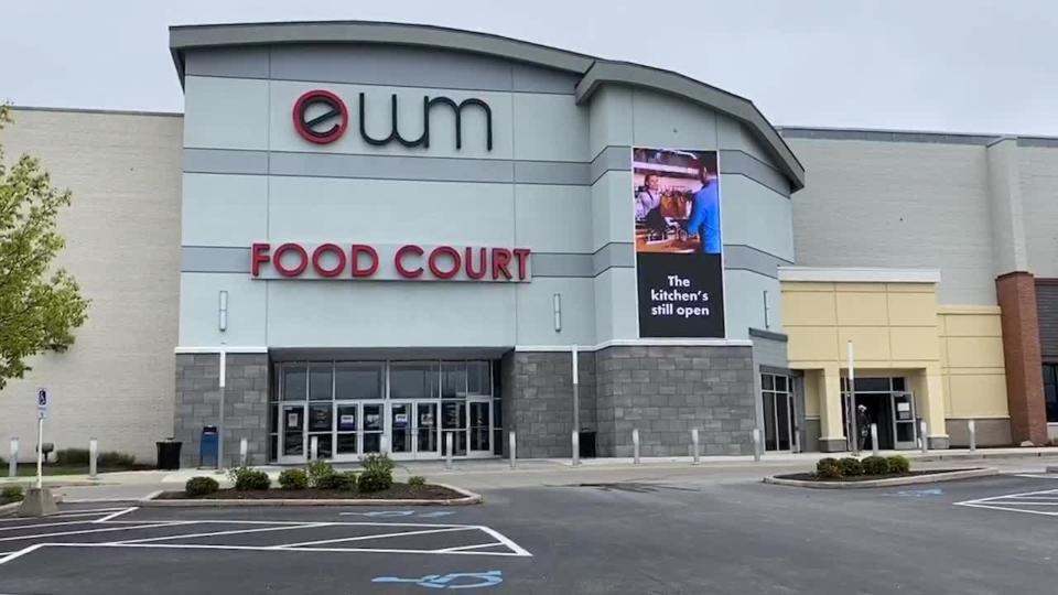 Eastwood Mall reopening, coronavirus pandemic.