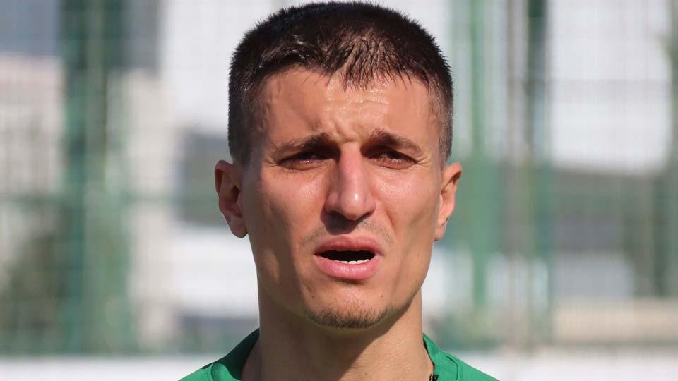Footballer Cevher Toktas, 32