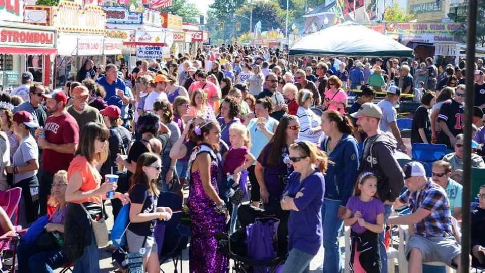 Geneva Grape Jamboree canceled