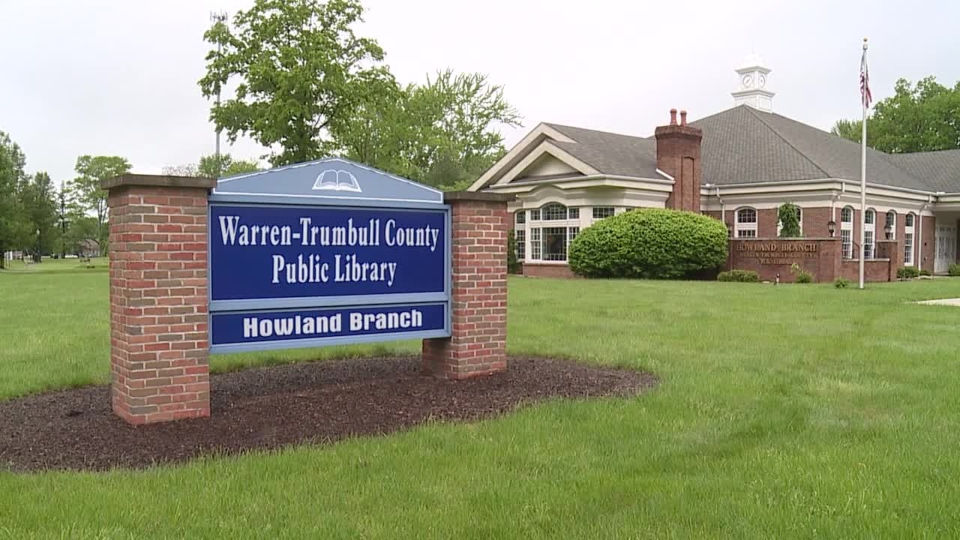 Howland Library, Trumbull County
