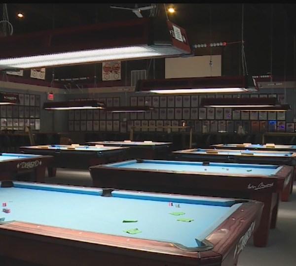 Ice Breakers Pool Hall in Austintown