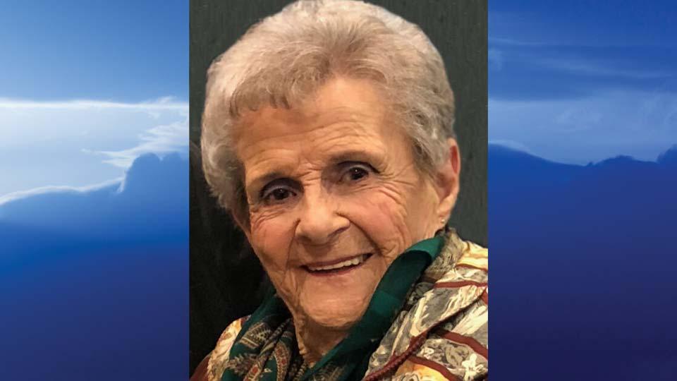 Irene Helen Quinn, Columbiana, Ohio - obit