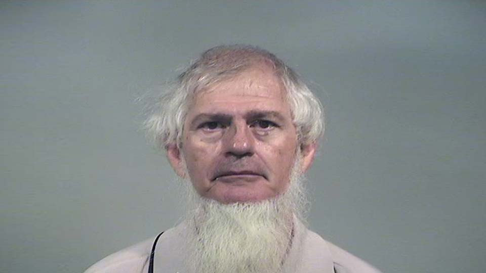 John Hostelter, of West Farmington, charged with rape.