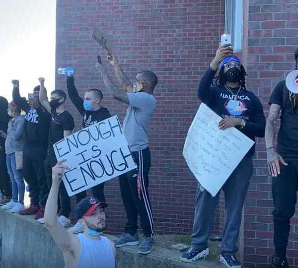 Mahoning County jail protests