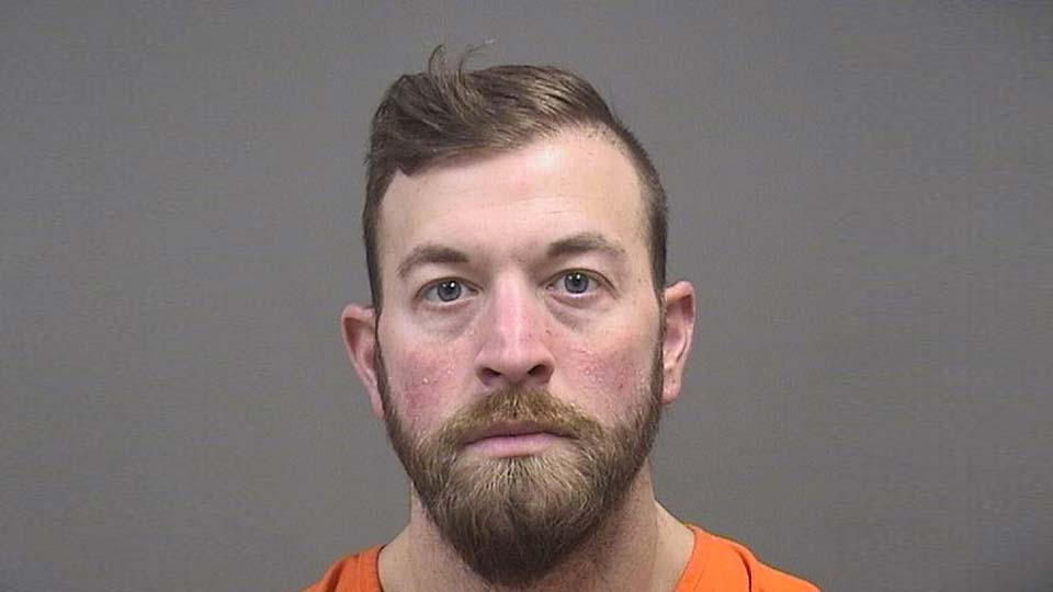 Marc Farrant, charged with drug abuse in Youngstown.
