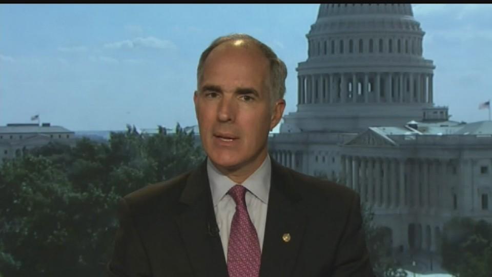 Pennsylvania Senator Bob Casey