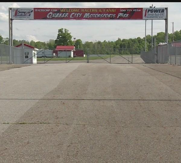 Quaker City Motorsports Park in Salem