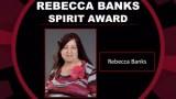 Rebecca Banks Spirit Award