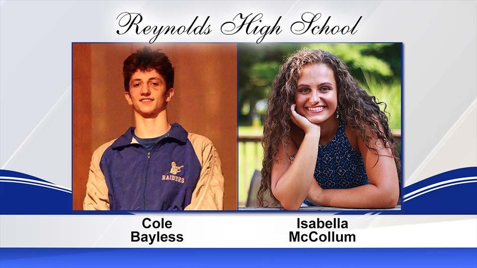 REYNOLDS HIGH SCHOOL